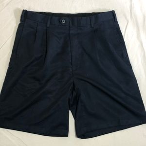 Jos. A. Bank Size 33 Reg Men's Shorts Golf Navy